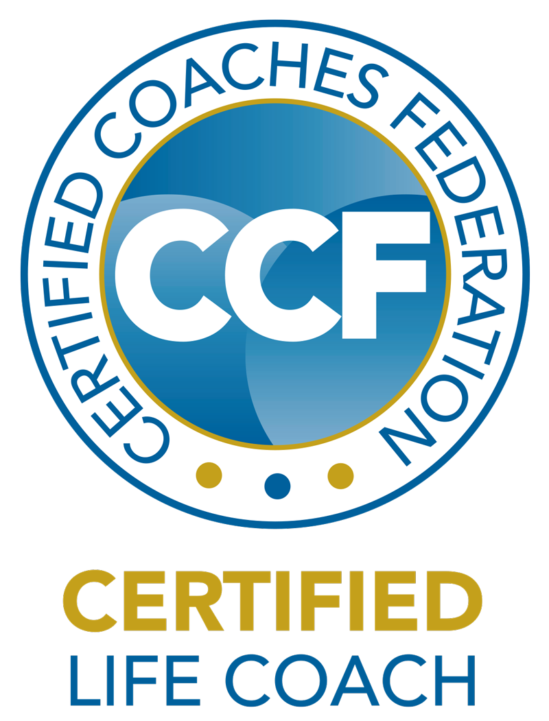 Certified Coaches Federation - CCF Logo